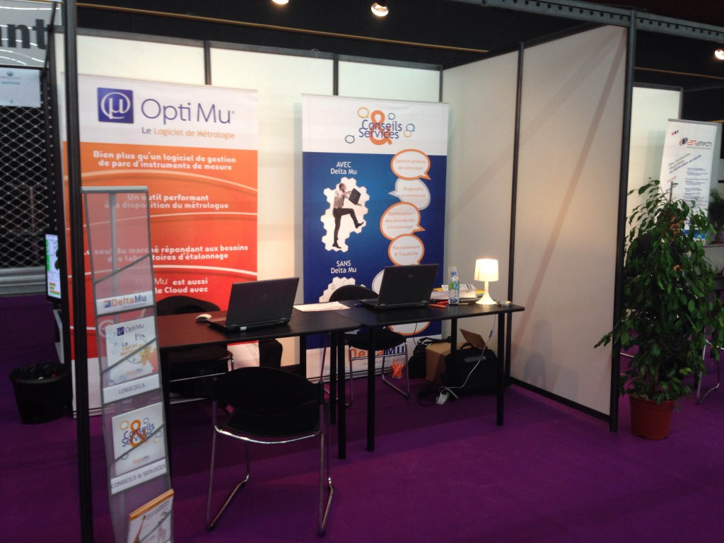 Stand Advanced Manufacturing Meetings 2014