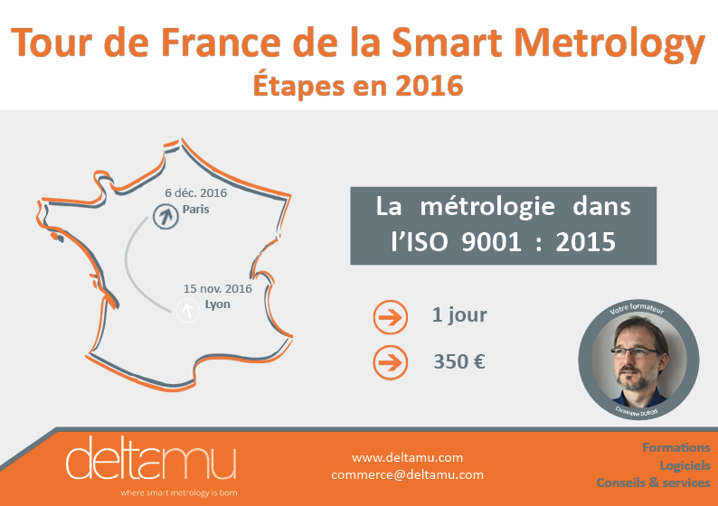 Tour de France de la smart Metrology