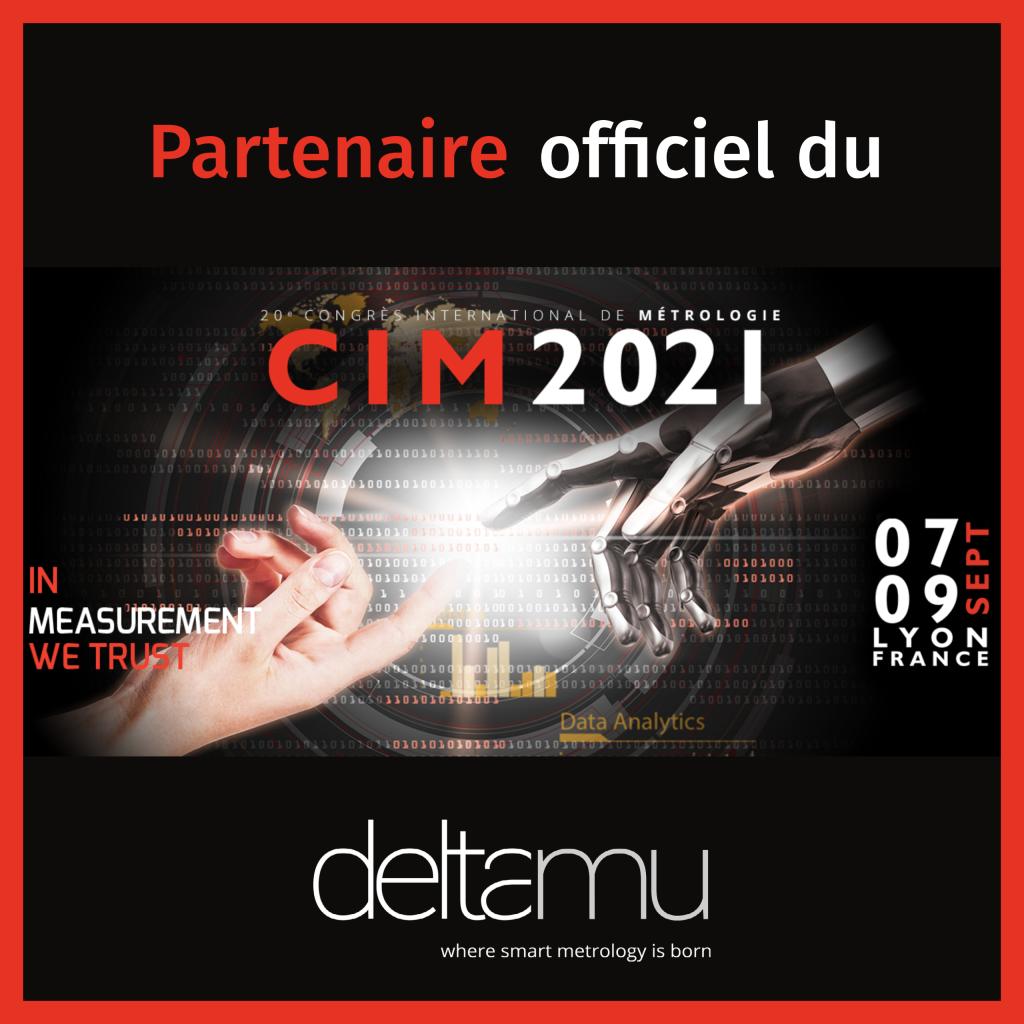 Congrès International de la Métrologie 2021